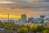 UK, Scotland, Glasgow, Scottish Exhibition and Conference Centre Secc Photographic Print by Alan Copson