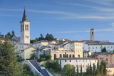 View of Spoleto, Umbria, Italy Photographic Print by Ian Trower