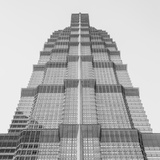 Jin Mao Tower,Lujiazui, Pudong, Shanghai, China Photographic Print by Jon Arnold