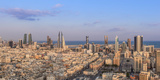 Bahrain, Manama, City Skyline Photographic Print by Jane Sweeney