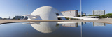National Museum, Brasilia, Federal District, Brazil Photographic Print by Ian Trower