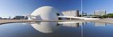 National Museum, Brasilia, Federal District, Brazil Lámina fotográfica por Ian Trower