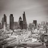 City of London Skyline, London, England Photographic Print by Jon Arnold