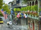 Louisiana, New Orleans, French Quarter, Royal Street Photographic Print by John Coletti