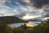 Eilean Donan Castle, Nr Dornie, Loch Alsh, Wester Ross, Western Highlands, Scotland, UK Photographic Print by Peter Adams