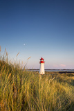 Lighthouse List West, Sylt Island, Northern Frisia, Schleswig-Holstein, Germany Photographic Print by Sabine Lubenow