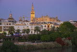 Cathedral, Seville, Andalusia, Spain Photographic Print by Katja Kreder