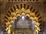 Spain, Andalusia, Cordoba. Interior of the Mezquita (Mosque) of Cordoba Photographic Print by Matteo Colombo
