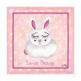 Bunny Premium Giclee Print by Elizabeth Medley