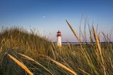 Lighthouse List West, Sylt Island, Northern Frisia, Schleswig-Holstein, Germany Papier Photo par Sabine Lubenow