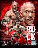 The Rock 2015 Portrait Plus Photo