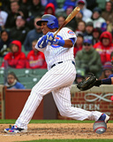 Starlin Castro 2015 Action Photo
