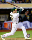 Brett Lawrie 2015 Action Photo