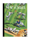 The New Yorker Cover - April 27, 2015 Regular Giclee Print by Mark Ulriksen