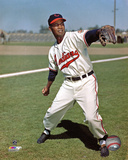 Larry Doby Posed Photo