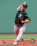 Sonny Gray 2014 Action Photo