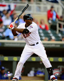 Torii Hunter 2015 Action Photo