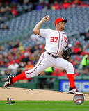 Stephen Strasburg 2015 Action Photo