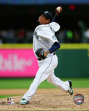 Felix Hernandez 2015 Action Photo