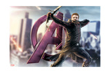 The Avengers: Age of Ultron - Hawkeye Poster