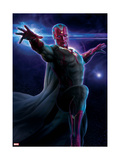 The Avengers: Age of Ultron - Vision Prints