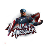 The Avengers: Age of Ultron - Captain America - The First Avenger Prints