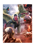 The Avengers: Age of Ultron - Vision Print