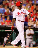 Ryan Howard 2014 Action Photo
