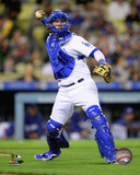 Yasmani Grandal 2015 Action Photo