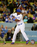 Yasiel Puig 2015 Action Photo