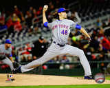 Jacob deGrom 2015 Action Photo