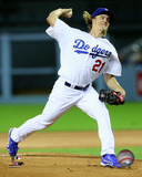 Zack Greinke 2015 Action Photo
