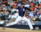James Shields 2015 Action Photo