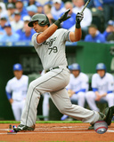 Jose Abreu 2015 Action Photo