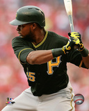 Gregory Polanco 2015 Action Photo