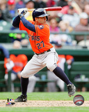 Jose Altuve 2014 Action Photo