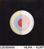 The Swan, No. 16 Print by Hilma af Klint