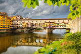 Ponte Vecchio in Florence Photographic Print by  sborisov