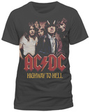 AC/DC - H2H Photo T-shirts