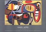 Uten tittel Posters av Karel Appel