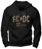 Hoodie: AC/DC - Rock Or Bust Hættetrøje