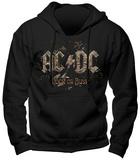 Hoodie: AC/DC - Rock Or Bust - Kapüşonlu Sweatshirt