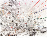 Alter Print by Julie Mehretu
