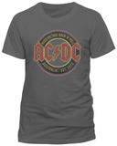 AC/DC - Australia Est 1973 Vêtements