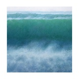 Wave, 2014 Giclee Print by Jeremy Annett
