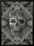 Skull Laces Prints by Ali Gulec