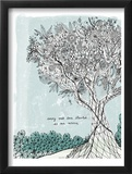 Every Oak Tree Prints by Paula Mills