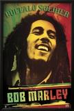 Bob Marley-Buffalo Soldier Posters
