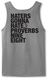 Haters Tank T-Shirt