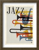Jazz Poster by  Anderson Design Group